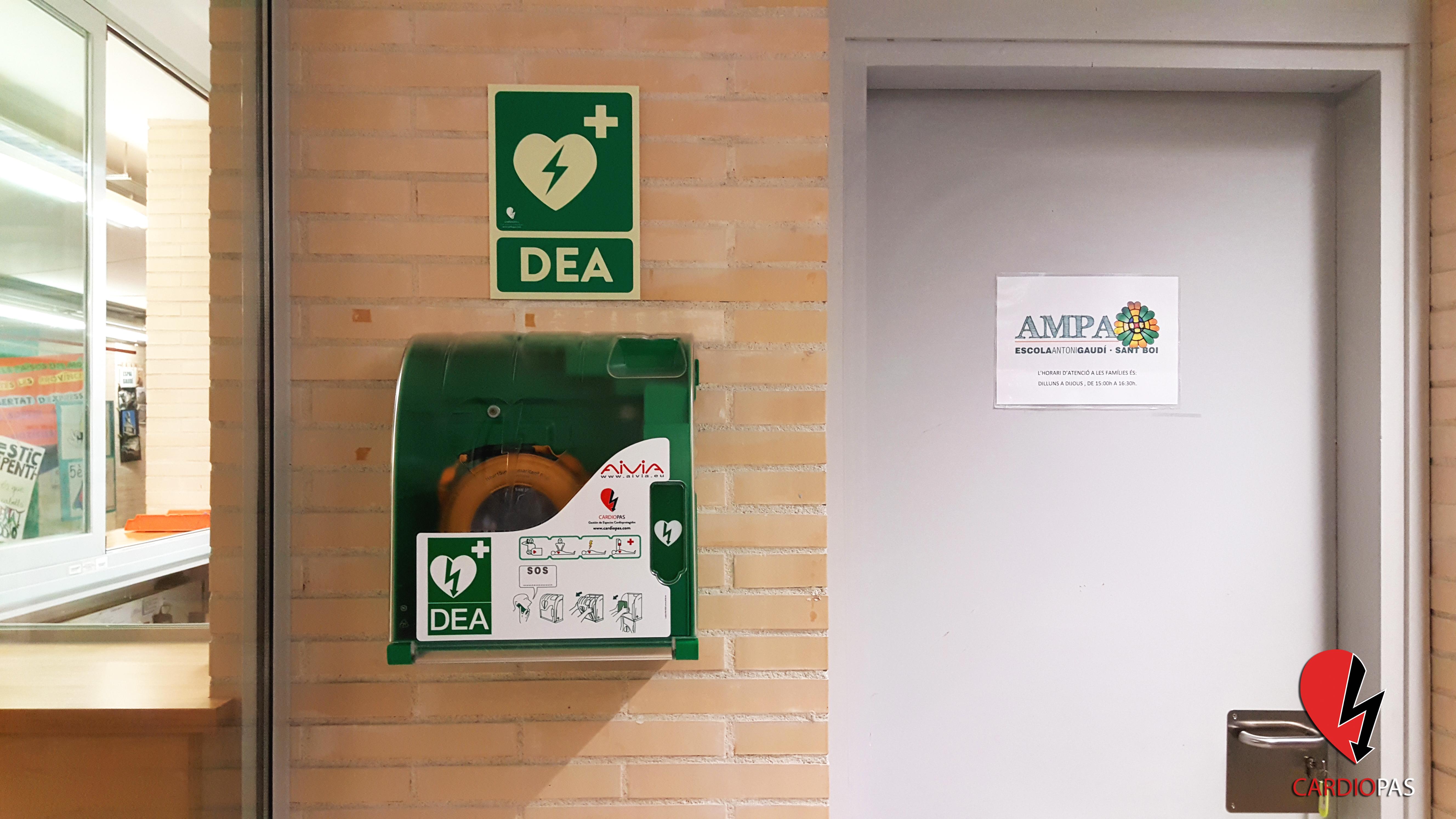 Desde el pasado 22 de enero, la escuela de educación infantil y primaria Antoni Gaudí es un nuevo Espacio Cardioprotegido, convirtiéndose de este modo en una de las primeras escuelas… Leer más