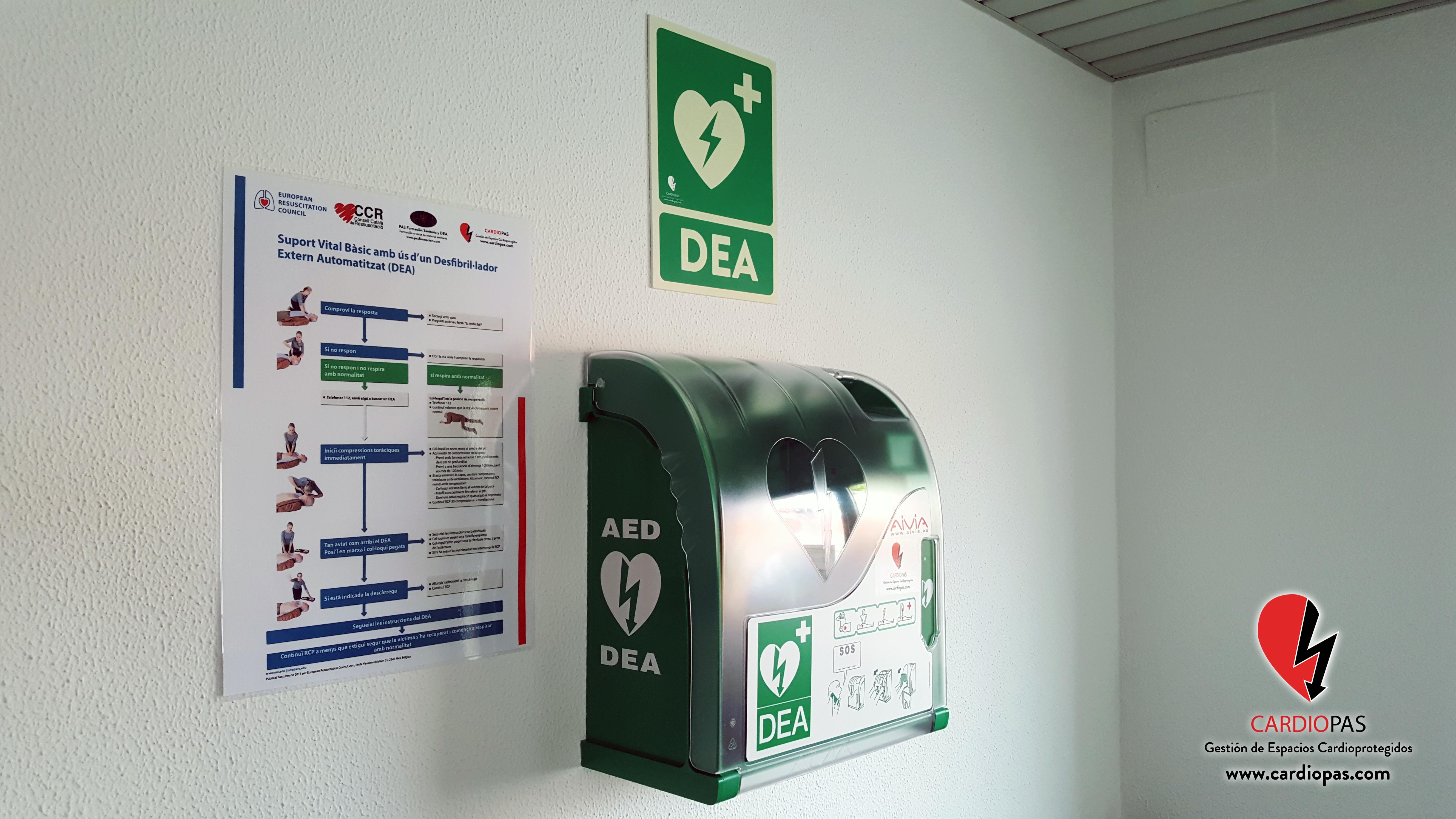 Desde el pasado 10 de noviembre, la sede de Envases Plásticos del Ter (ENPLATER), situada en Torroella de Montgrí, se ha convertido en un Espacio Cardioprotegido; y es que han… Leer más