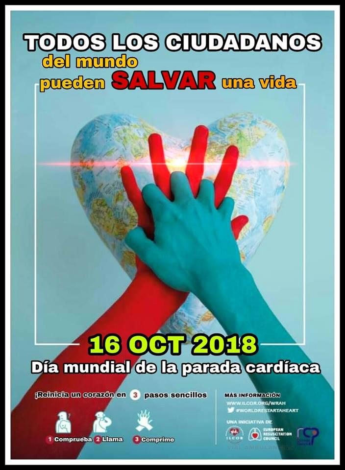 El pasado 16 de octubre, CardioPAS colaboró con el Instituto Rafael Casanova en la organización del Día Europeo de la Reanimación CardioPulmonar. Un día en el que se realizan multitud… Leer más