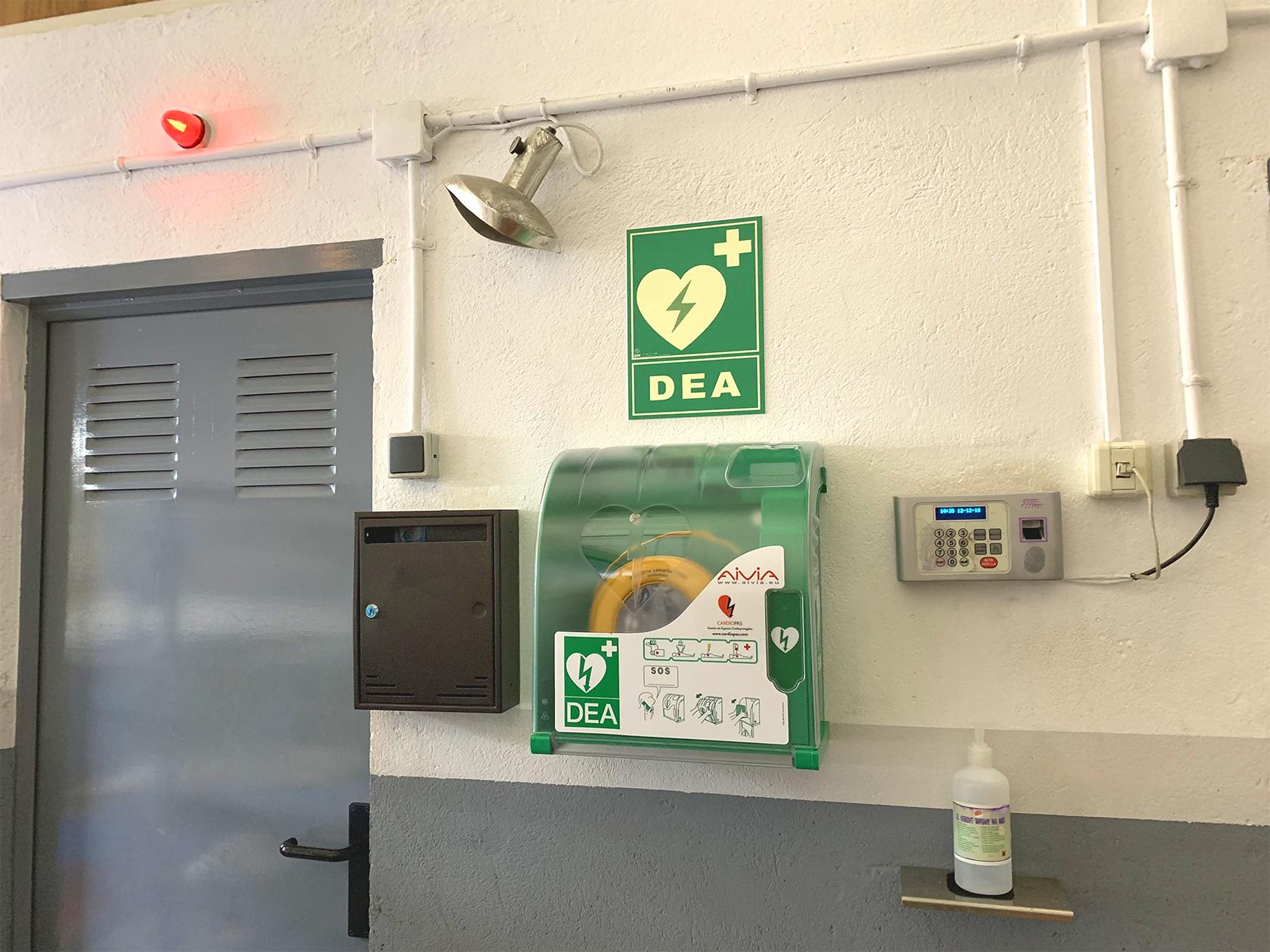 Desde el pasado 12 de diciembre, FINSA Spain (Filtros Industriales, S.L.) es un nuevo Espacio Cardioprotegido CardioPAS, sumándose a los más de 100 desfibriladores que CardioPAS ha instalado a lo… Leer más